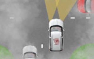 Разрешено ли движение по городу с включенными габаритными огнями