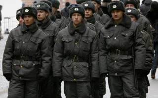 Входит ли полиция в ветку исполнительной власти?