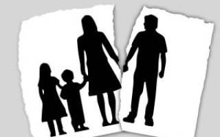 Есть ли договор, который снимает обязанности отцовства?