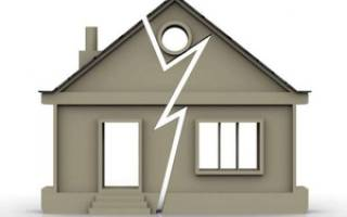 Раздел долевой собственности при разводе