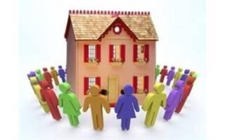 Договор найма жилого помещения между родственниками для оформления субсидии