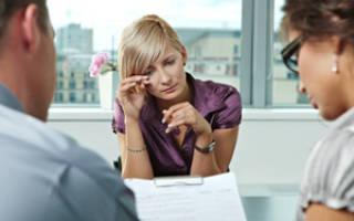 Правомерен ли отказ в трудоустройстве в данном случае?
