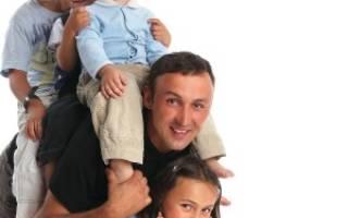 Как признать статус многодетного отца и получить льготы?