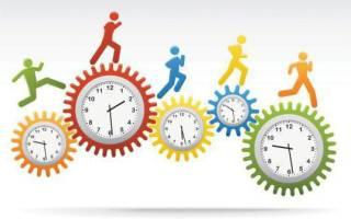 Кто устанавливает график на сокращенный рабочий день?