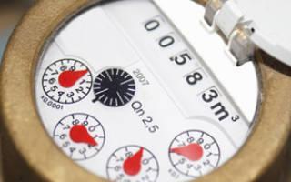 Как производится установка счётчиков, если есть задолженность?