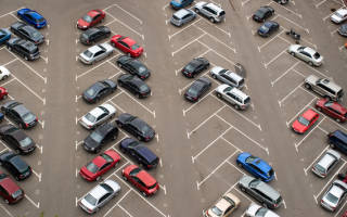 Оплата перехватывающей парковки если машина остается на ночь