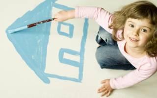 Какое есть право у совершеннолетнего ребенка на жилье?