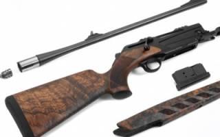 Получение лицензии на нарезное оружие
