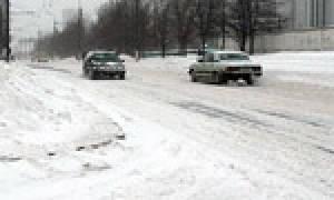 ДТП на двухполосной дороге без разметки