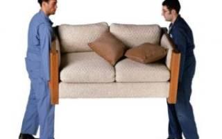 Как вернуть собранную мебель