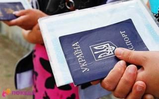Как получить второе гражданство рф с украинским паспортом