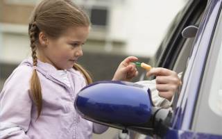 Как уберечь своего будущего ребенка при нападках соседей?