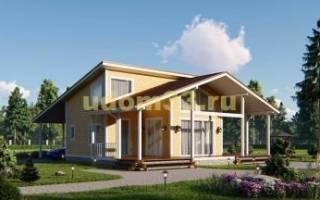Строительство дома в нашем дворе