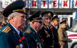 Проекты пенсионной реформы для военнослужащих