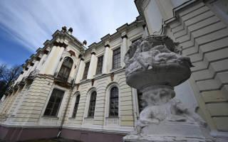 Отмена строительства по причине статуса культурного наследия