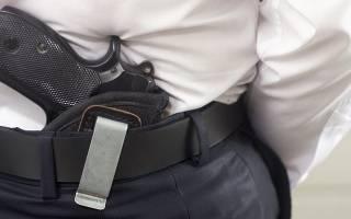 Деятельность частного детектива по слежке и применению газового пистолета