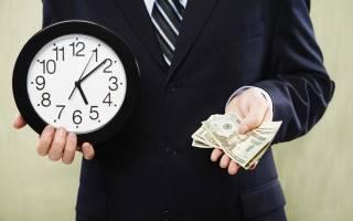 Долги по кредитным займам перед банками