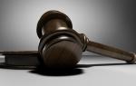 Как защитить себя в суде, если лишили вод прав?