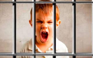 Имеет ли полиция право задерживать несовершеннолетних?