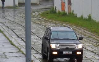 Проезд по пешеходной зоне штраф