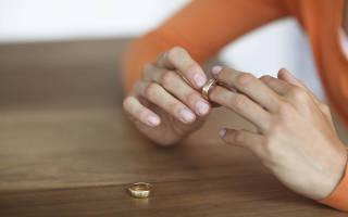 Расторжение брака при наличии совместного ребенка