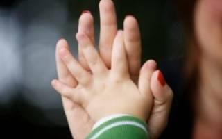 Определение статуса Одинокая мать
