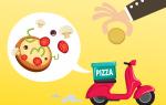 Какую применять систему налогообложения для производства и доставки пиццы?