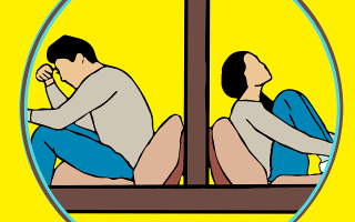 О взыскание алиментов с бывшего мужа