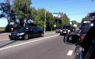 Можно ли обогнать колонну автомобилей едущих пл трассе