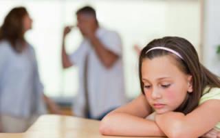 Прописка ребенка в другом городе, если родители в разводе