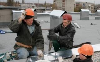 Как заставить управляющую компанию починить крышу зимой?