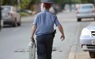 Куда подать жалобу на участкового полиции