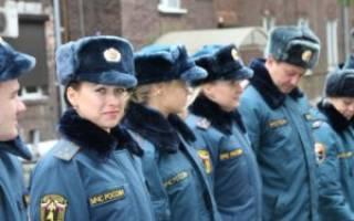 Пенсионная реформа для мчс в россии