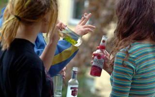 Где узнать о штрафах за распитие спиртного?
