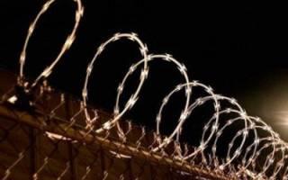 Возможно ли зарегистрировать лицо, находящееся в местах лишения свободы?