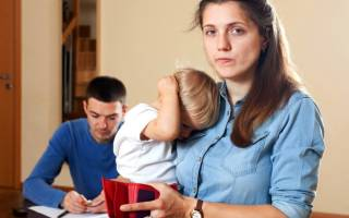 Перевод алиментов с отца на мать в судебном порядке