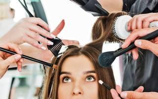 Некачественно выполненная парикмахерская услуга, проведение экспертизы