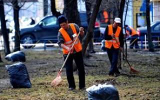Жалоба в жилинспекцию на качество уборки дворника