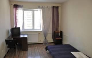 Покупка комнаты в общежитии через ипотеку