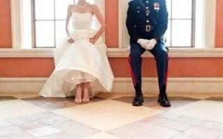 Можно ли заключить брак дистанционно, если жених является военнослужащим?