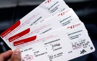 Возврат авиабилетов купленных в кассе по банковской карте