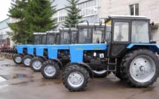 Регистрация трактора в гибдд
