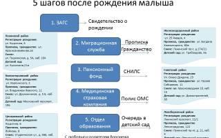 Воронеж оформление гражданства новорожденному