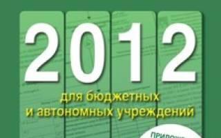 Списание в бюджетном учреждения канцелярских принадлежностей
