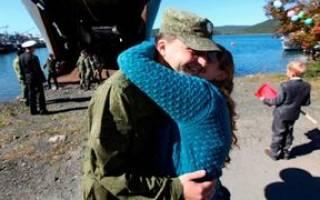 Должны ли мне предоставить отпуск одновременно с мужем военнослужащим?