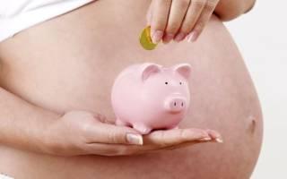 Какие выплаты положены с ЦЗН не работающей маме?