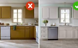 Обменять старую кухню на новую