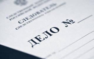 Заявление в полицию о мошенничестве по договору займа